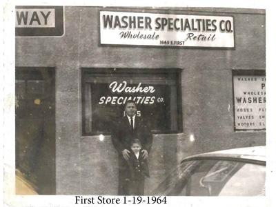 About Washer Specialties   Wichita, Kansas HVAC, Appliance